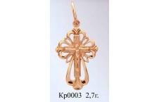 Крест  Кр0003